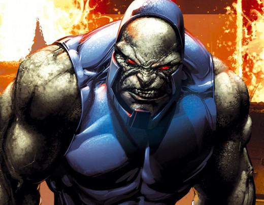 Darkseid, the Dark Lord of Apokolips