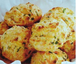 Red Lobster Style Drop Biscuits w/o Bisquick