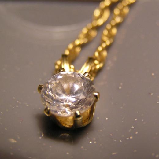 beware the fake jewelry and diamonds!
