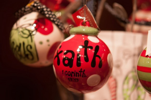 Ornament of faith.