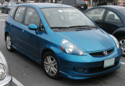 Honda Fit (public domain)