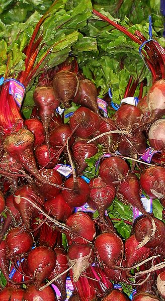 Beets:  Don't Toss the Greens