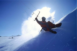 A Beginners Guide to Snowkiting in Germany and around