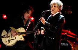 Dylan in Paris 2013
