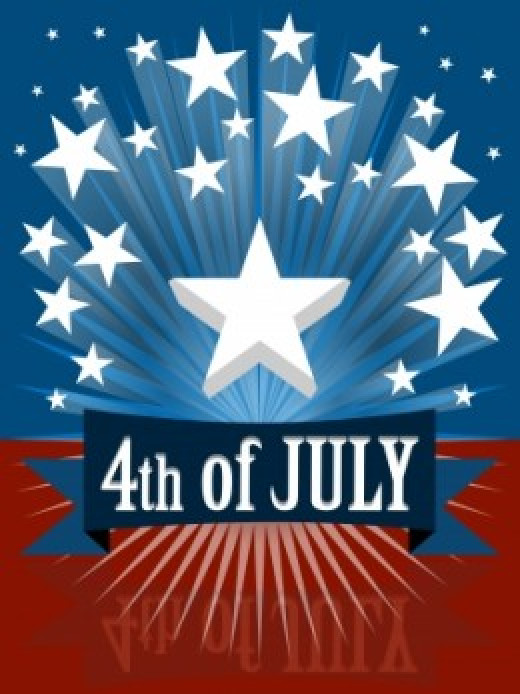 Everyone looked forward to 4th of July weekend