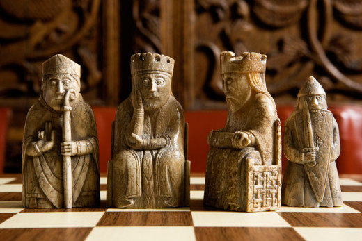 Chess kings head to head - Did Ulf accuse Knut of cheating at chess before witnesses in Roskilde?