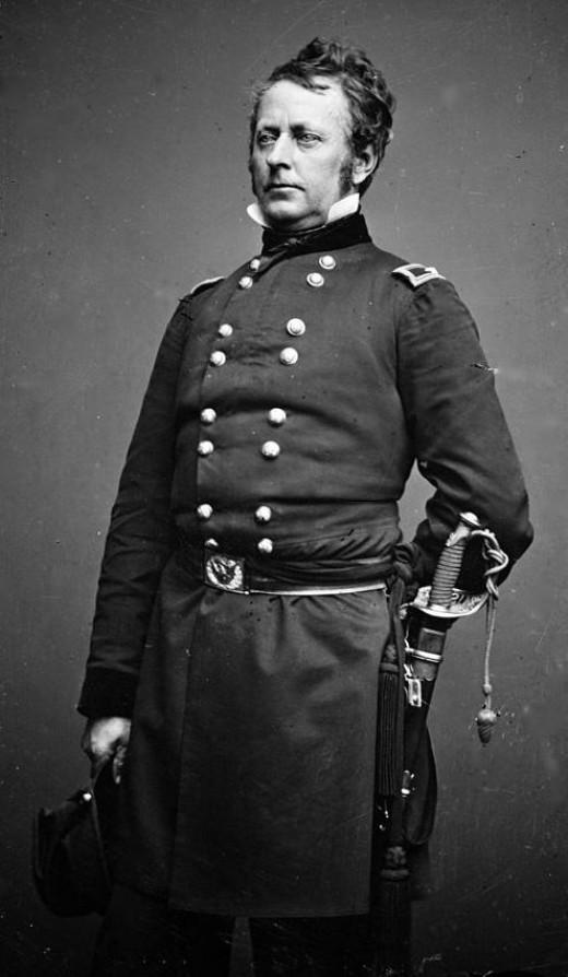 Major General Joseph Hooker