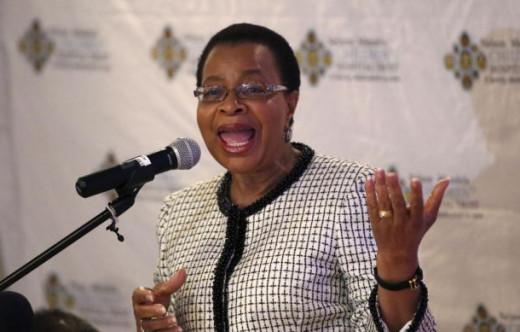 Graca Machel - Nelson Mandela's wife
