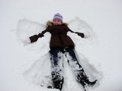 Poetry for Children: Haiku Poems About Winter Snow and Frost