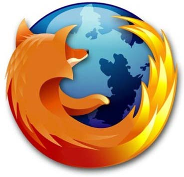 The Mozilla Firefox logo.