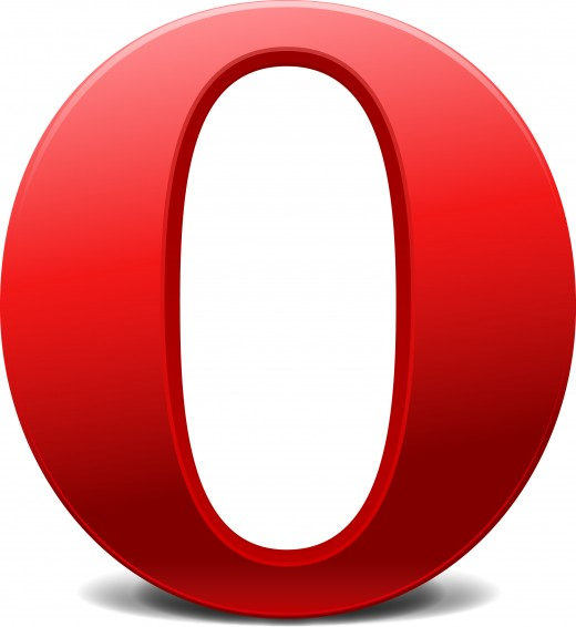 The Opera browser logo.