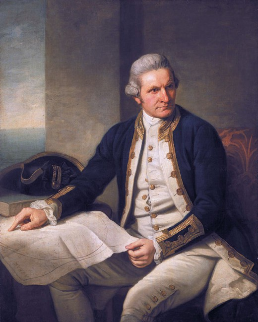 Captain James Cook was an Englishman who arrived in New Zealand in 1769. He used the leaves of the manuka to make a healthful drink for his crew.