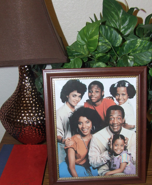 Image of The Cosby Family.