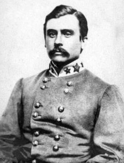 George H. Steuart, Confederate General.