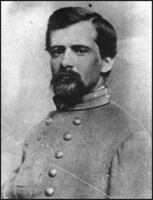 John Pegram, Confederate General and Husband to Hetty Cary