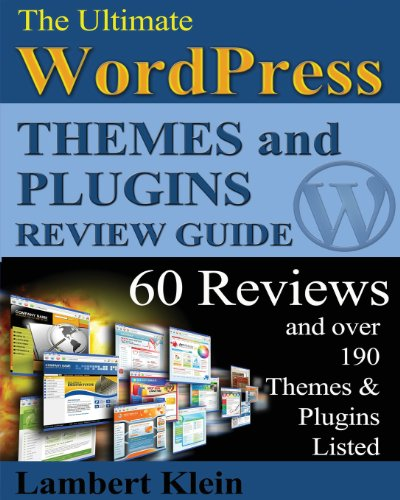 WordPress Themes and Plug-Ins Review Guide