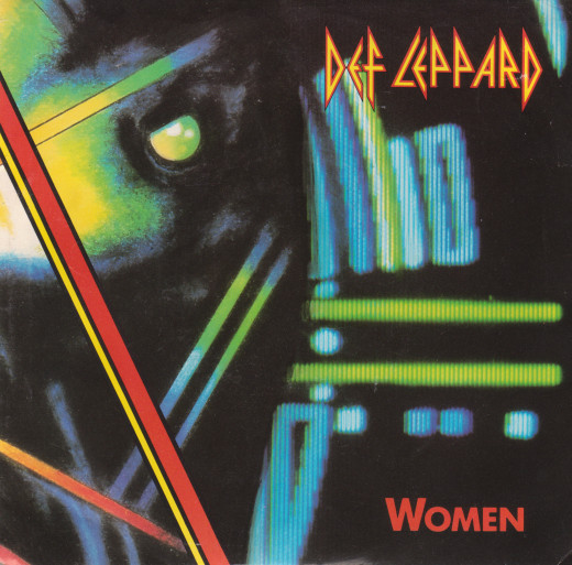 """Women"" single cover."