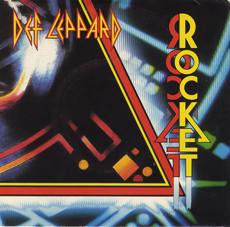 """Rocket"" single cover."
