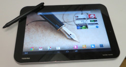 Gift The Toshiba Android Tablet To The Tech Savvy