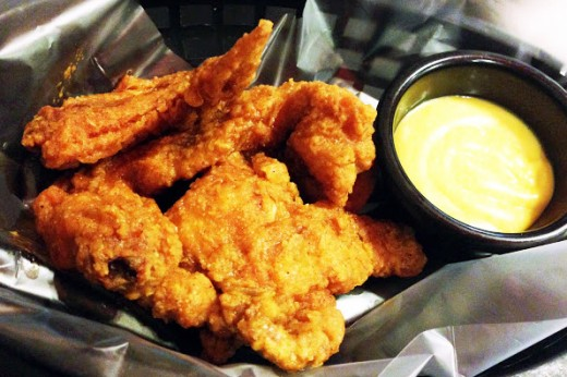 Current Best Pick for Taft Non-Mainstream Restaurant - Flaming Wings