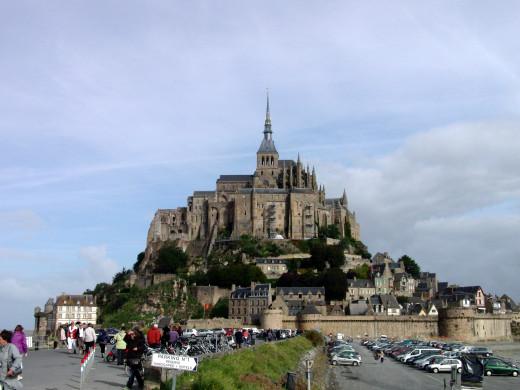 Mont Saint Michelle, Normandie, France