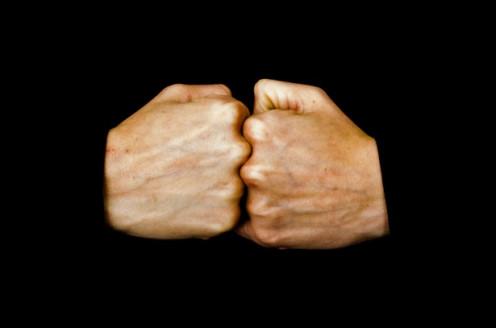 Fist Clashing