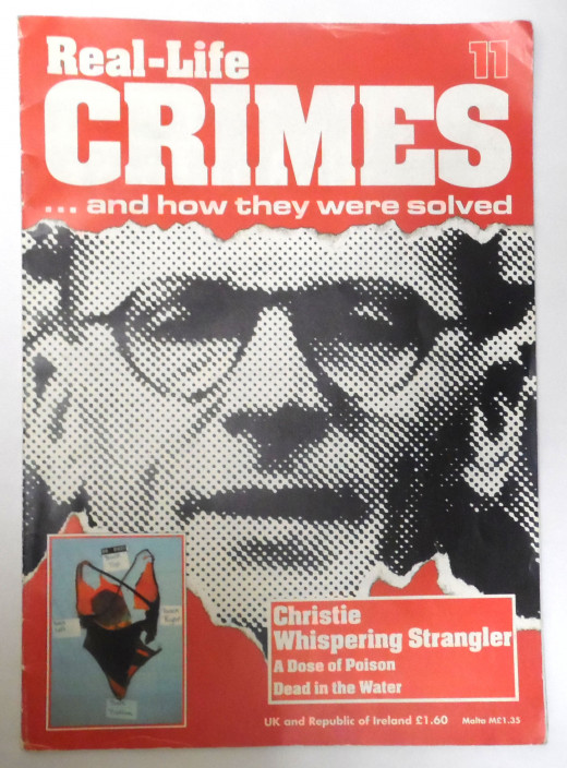 Magazine Featuring the Christie Case