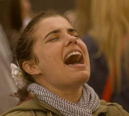 Passionate Singer from mackieandrew flickr.com
