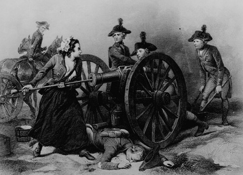 The Progressive Role Women Played During the American Revolutionary War