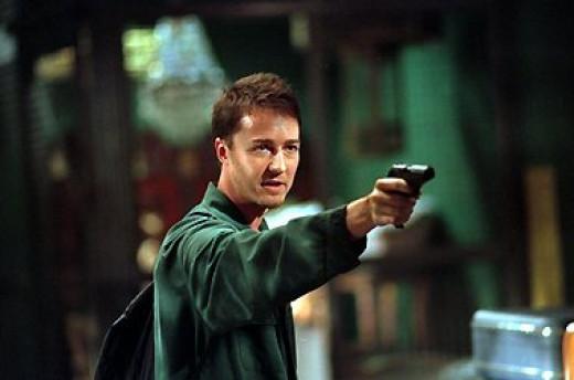 Edward Norton as Jack Teller