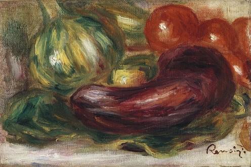 Still life paintings by Pierre-Auguste Renoir 1915