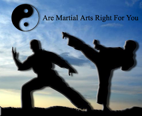 This is Martial Arts