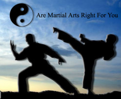 What is Martial Arts