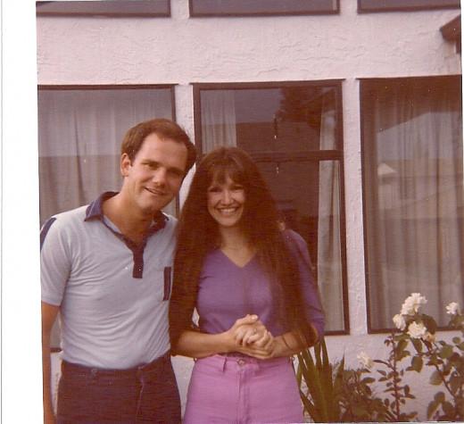 Doug and I, 1981.