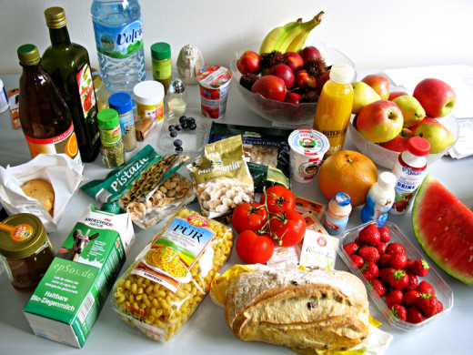 healthy food can be expensive. See tips for saving on healthy food choices