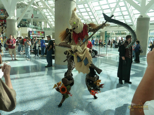 Fiddlesticks Cosplay