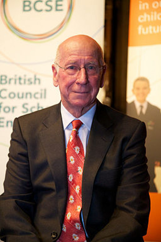 Manchester United's Director - Sir Bobby Charlton