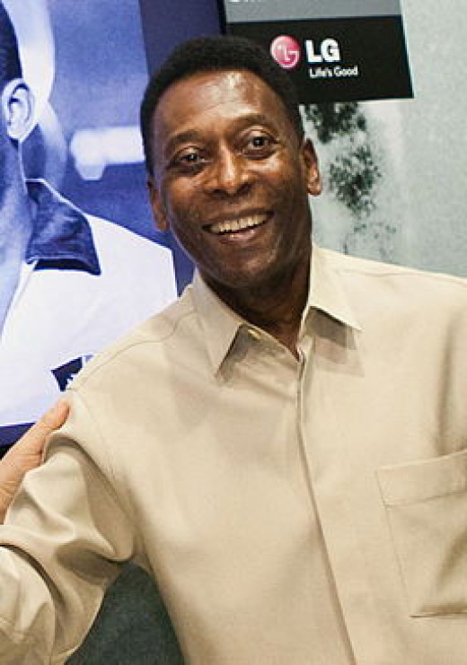 Pele The King