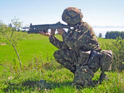 About Switzerland: Swiss Military Draft