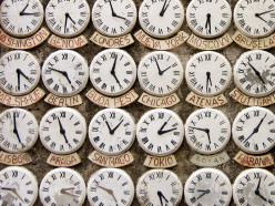 On line Publishing by Time Zones
