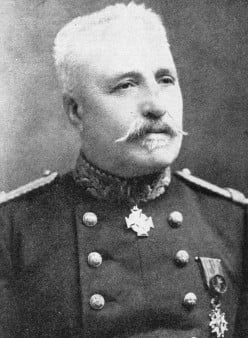 General Noël de Castelnau,  Commander Second Army of Lorraine, Great War (WWI, World War 1)