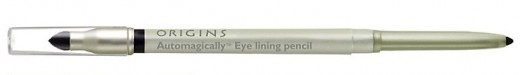 The best eyeliner for sensitive eyes. Origins Automagically Eye Lining Pencil.