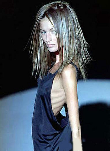 skinny catwalk model from dragonflii_butterfly flickr.com