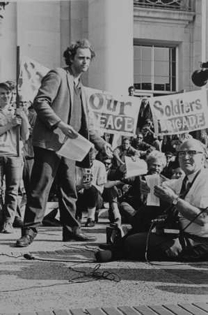 Mario Savio at the University of California, Berkeley