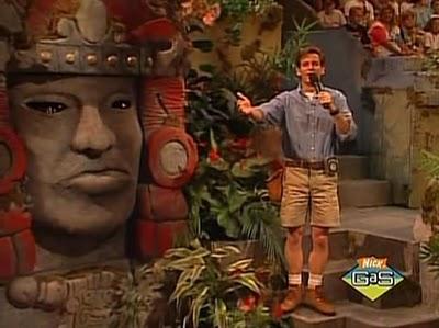 """Olmec says to Kirk Fogg, """"Where's my money, bitch?"""""""