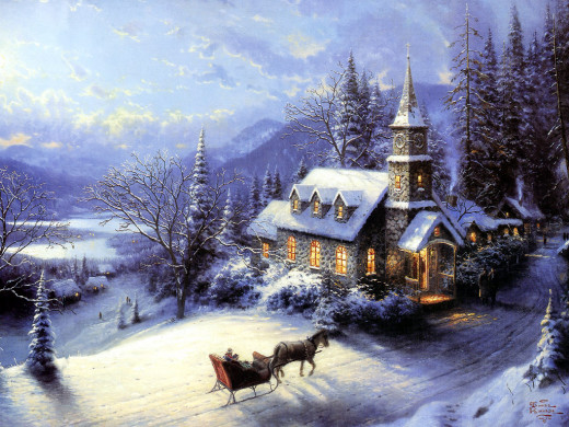 Photo by Thomas Kinkade