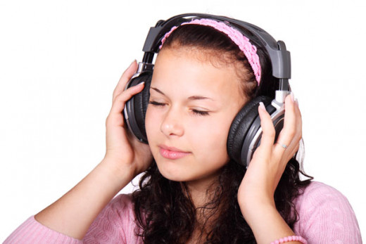 Music is processed in many more parts of the brain than language is.