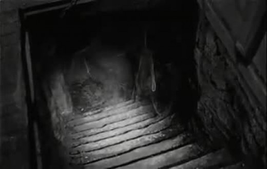 The settings in horror movies are often unwelcoming & foreboding. It is quite common that morques, haunted houses, graveyards, &/or other sinister settings are used in horror movies. Such create an authentically evil atmosphere in horror movies.