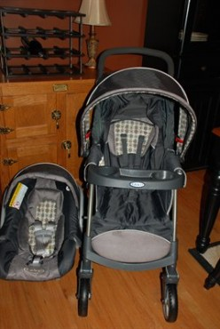 Safest Baby & Infant Travel System Stroller & Car Seat 2015