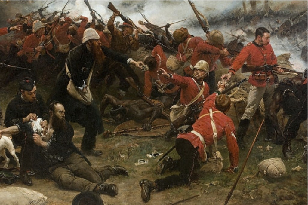 British empire battle for south africa hubpages for Angie s african cuisine